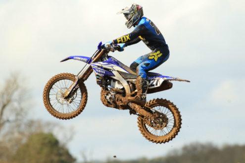 Kristian Whatley takes Pro back seat