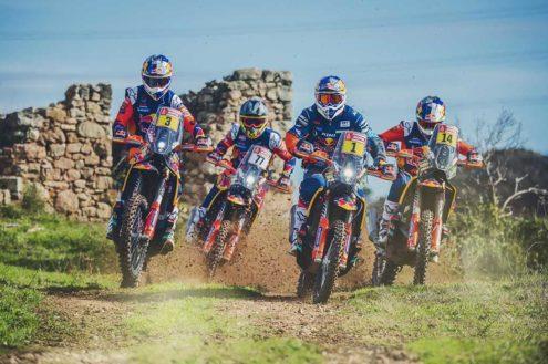Dakar 19 is coming – Can anyone stop KTM?