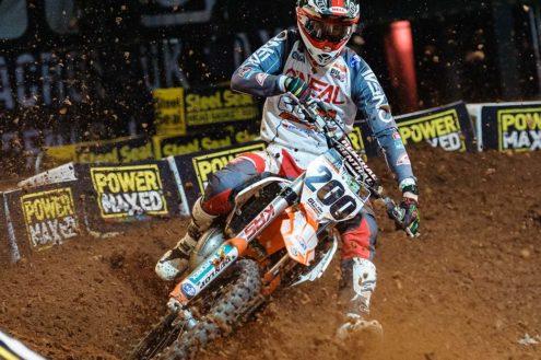 New Pro riders revealed for Arenacross Birmingham