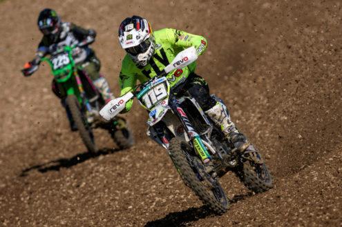 Mel Pocock moves up to MX1