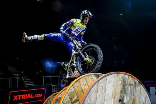 Miquel Gelabert sets sights on Barcelona X-Trial