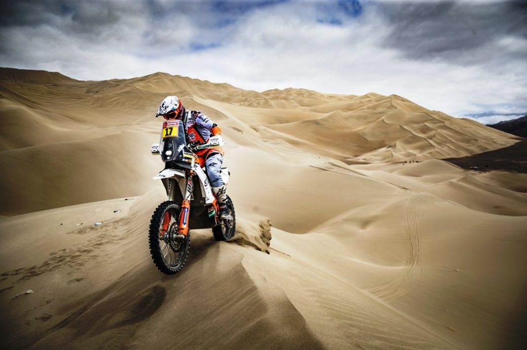 Laia Sanz - Stage 6 Dakar 2019