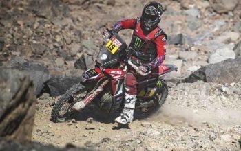 Ricky Brabec exits Dakar Rally with broken engine