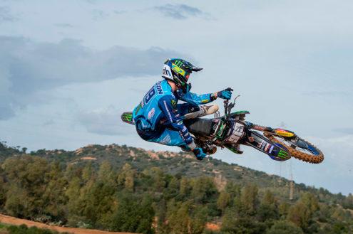Monster Energy Kemea Yamaha MX2 retains podium threats Ben Watson and Jago Geerts