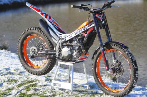 Bike test: 2018 Montesa trials review ft. 4RT 260, Repsol & 300RR