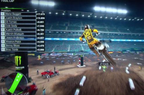 Monster Energy Supercross 2 Game Review