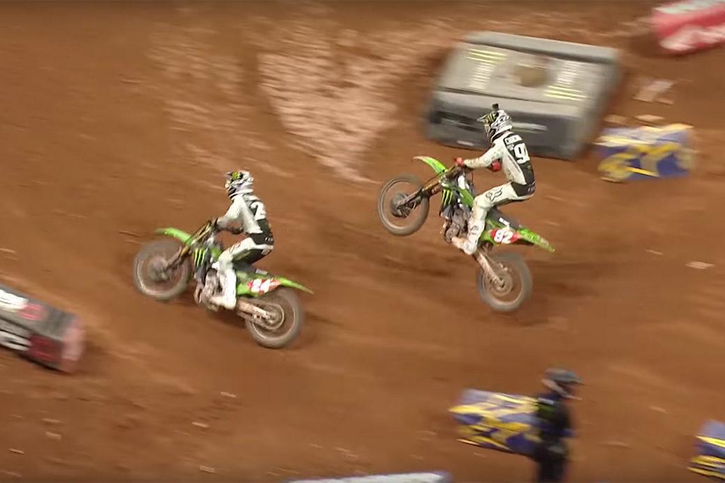 Supercross Atlanta Video – 250SX East/West Showdown Highlights