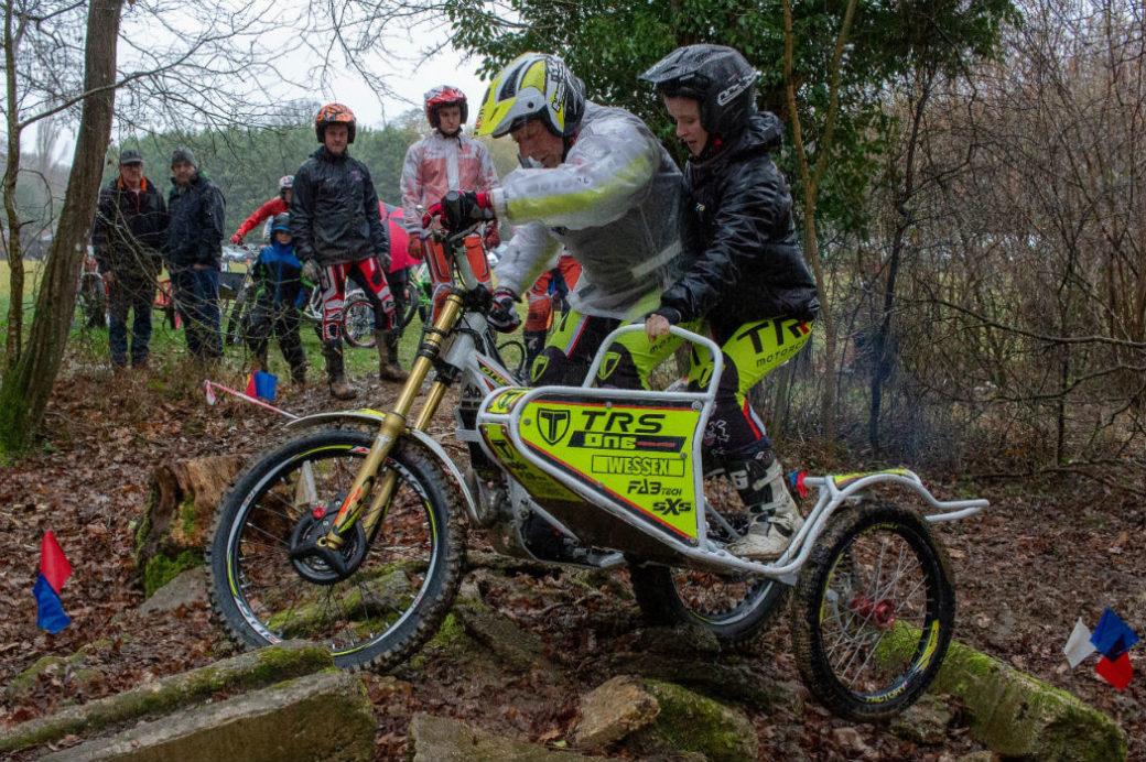 2019 British Sidecar Trials opener