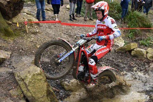 Richard Sadler – Bemrose Trophy Trial