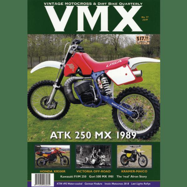 VMX Magazine Issue 77