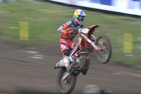 MXGP of Trentino Qualifying highlights