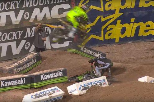 Las Vegas 250SX Main Event Highlights – 2019 Monster Energy Supercross