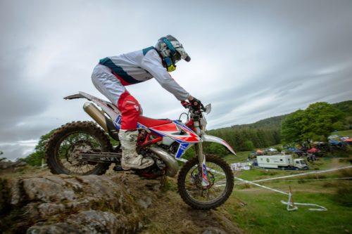 Andrew Reeves - British Enduro Champs, Laleland