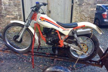 Honda TLR200, V5 G reg, 1990, MOT Road Registered, Unmolested.