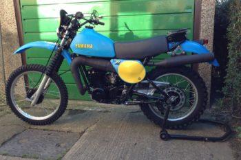 Yamaha IT 250 1979