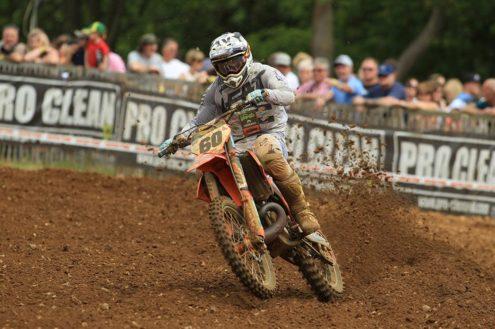Two-stroke back big for 2020 British Motocross Championship