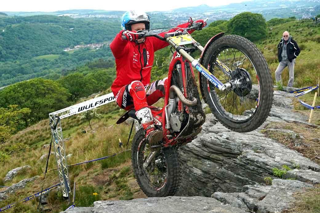 TrialGB Series reaches halfway stage in Devon