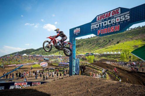 Thunder Valley Pro Motocross report