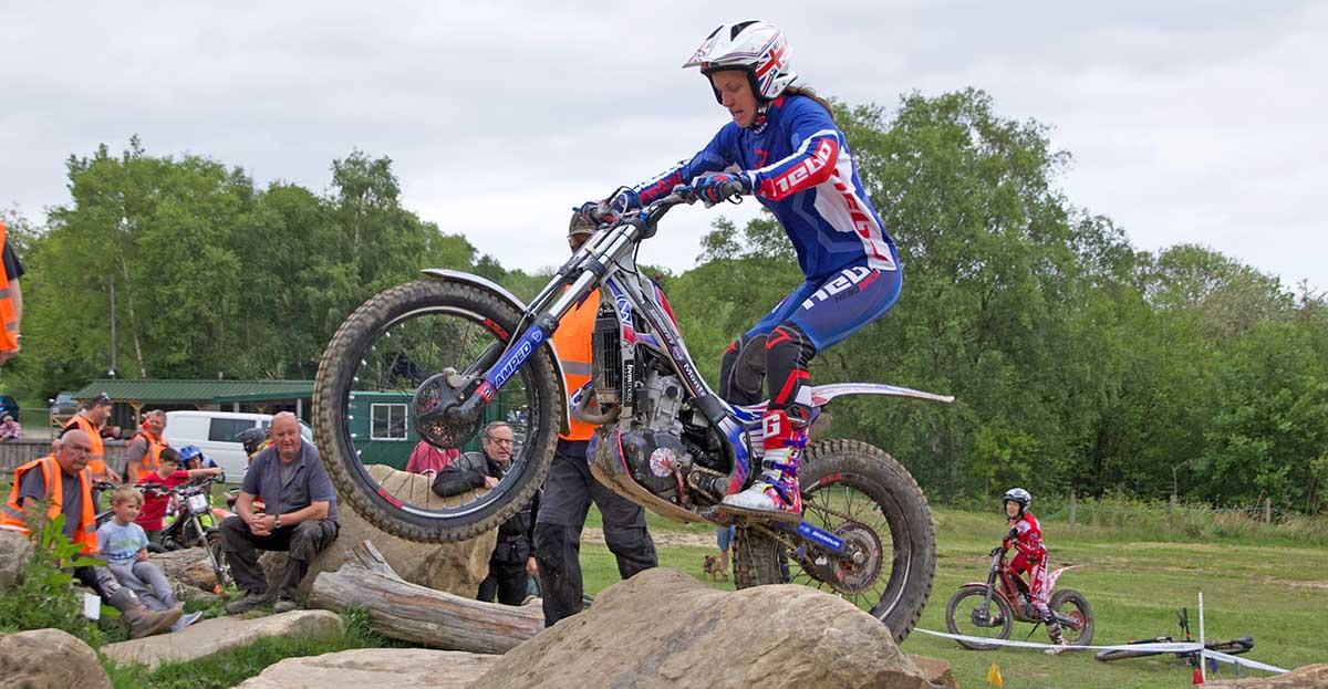 British Ladies & Girls Trials Championship - Round 2 report