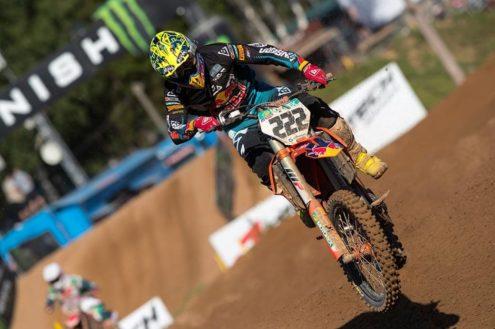Tony Cairoli injury update Kegums – MXGP of Latvia