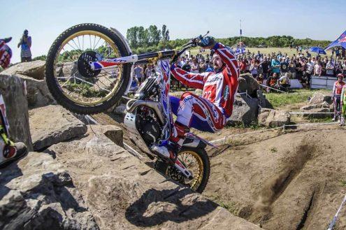 Brits gear up for TrialGP Belgium