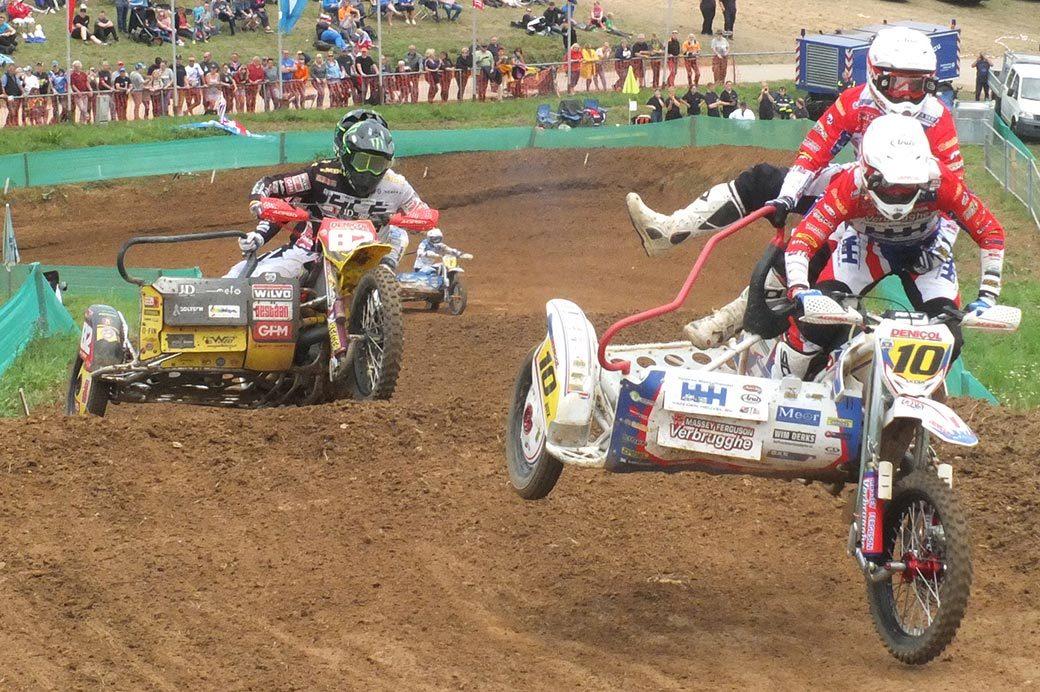 Report: Sidecarcross GP 9 Strassbessenbach – Germany
