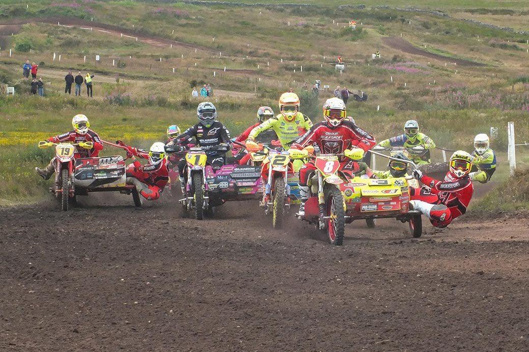 Report: British Sidecar Championship – Dean Moor