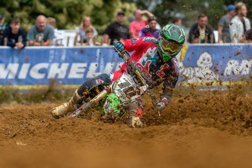 Tough week finishes on a high for Phoenix Tools Apico Kawasaki team
