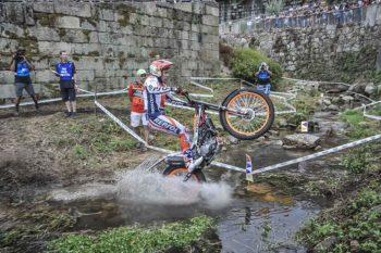 TrialGP Portugal: Toni Bou & Maria Giro top Qualification