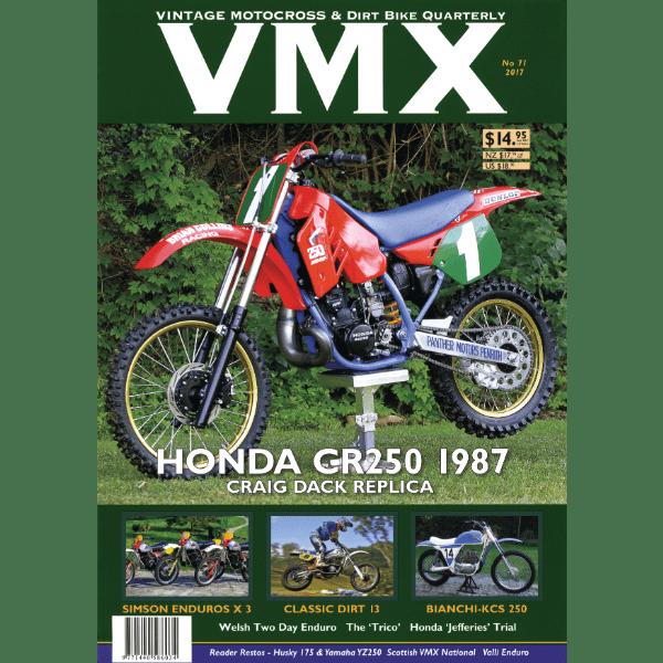 VMX Magazine issue 71