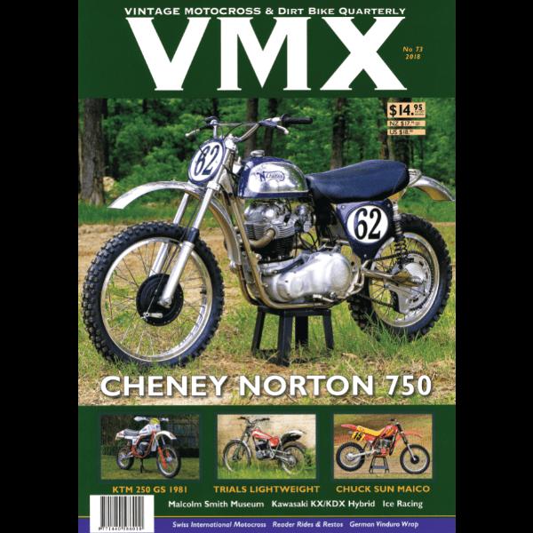 VMX Magazine issue 73