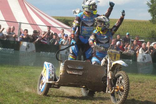 Report: Sidecarcross GP 12 Gooik – Belgium