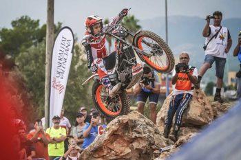 Bou & Bristow top TrialGP Spain Qualification