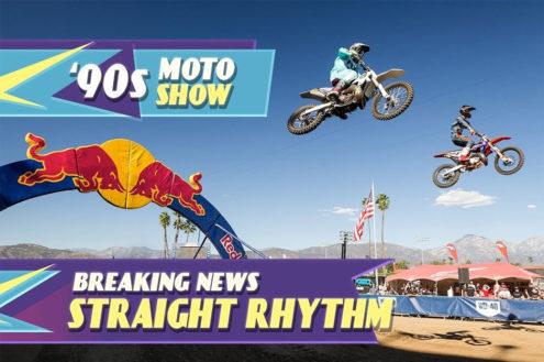 Refreshingly fun promo for Red Bull Straight Rhythm sees energy drink firm troll MXGP and MXA