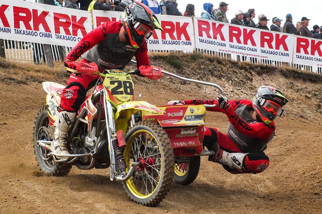 Report: Sidecarcross GP 13 Dardon Gueugnon – France