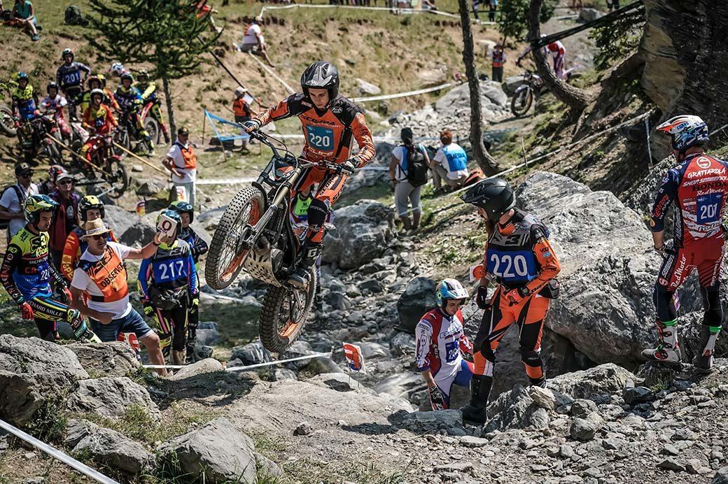 Motorcycle Trials Events: 14 October – 27 October 2019