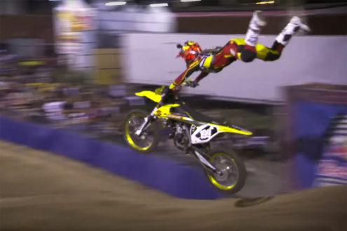 VIDEO: AJ Catanzaro's save at Red Bull Straight Rhythm 2019