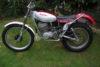 suzuki beamish twinshock trials  classic motorcycle