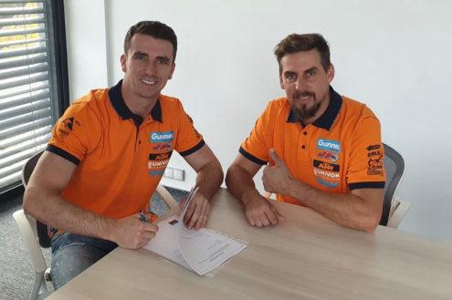Adam Sterry signs 2020 deal with JD Gunnex KTM