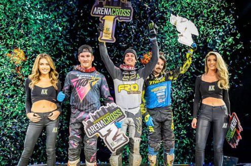 2020 Arenacross Tour – Pro riders final start list
