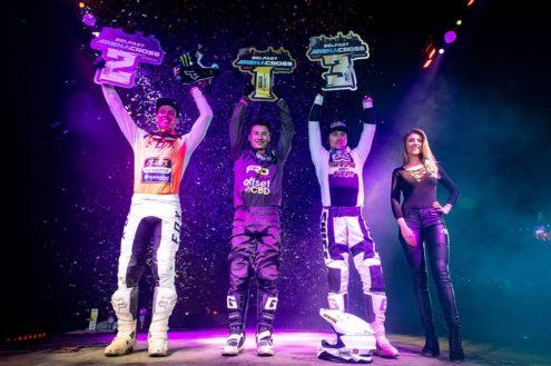 2020 AX Round 1 Report: Brian Hsu wins in Belfast