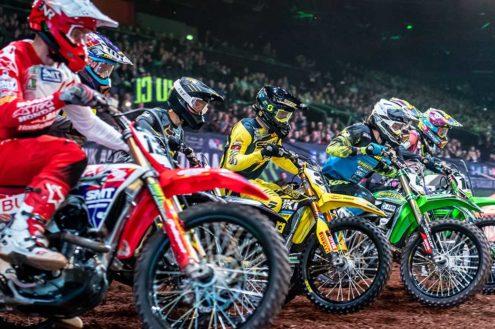 Belfast set to kick-off 2020 Arenacross Tour