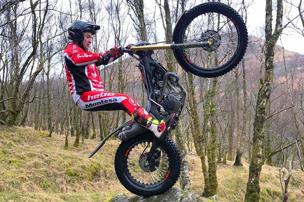 Multi Scottish Trials Champion to make a comeback