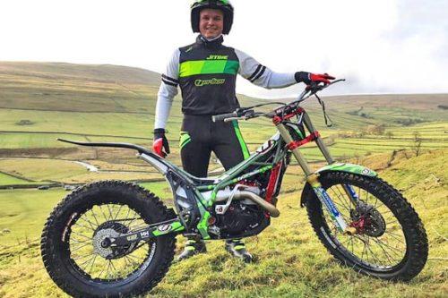 British Trials Champion Jack Price signs for Vertigo