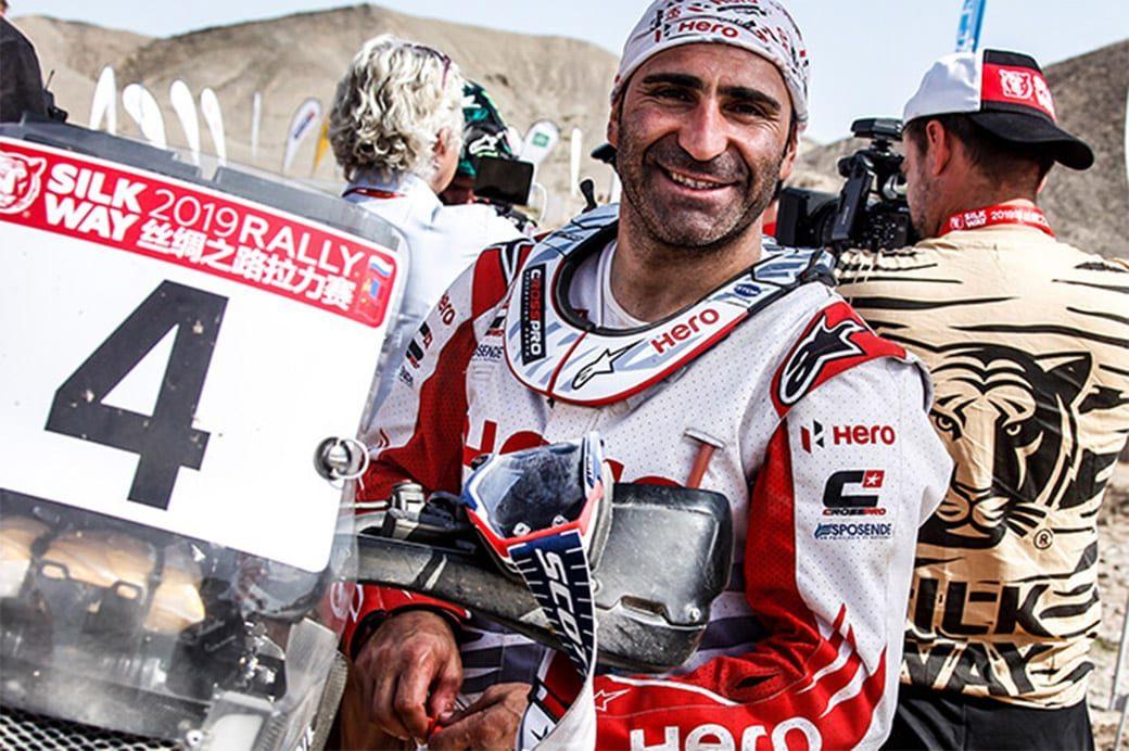 Tragic death of Paulo Goncalves at Dakar Rally 2020