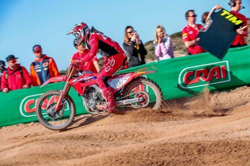 Riola Sardo Report: Tim Gajser wins at opening round of 2020 Internazionali d'Italia Motocross