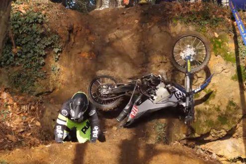 2020 24MX Alestrem – Hard Enduro fails