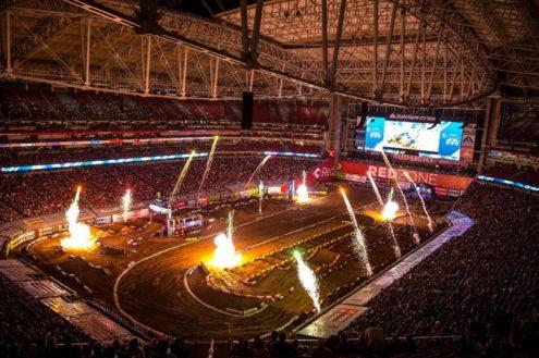 Glendale 2020 Supercross race report & results