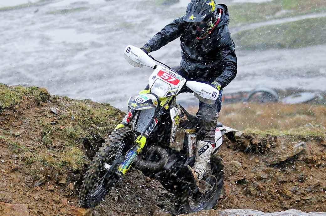 Cowm Quarry report: British Extreme Enduro Championship