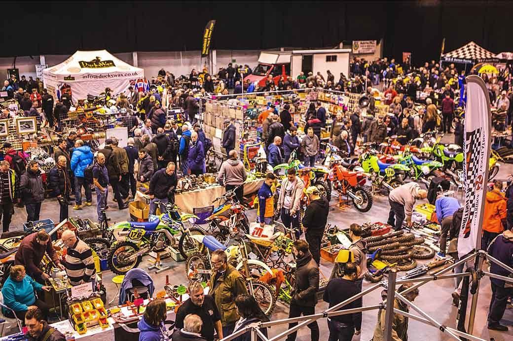 Preview: 2020 Classic Dirt Bike Show, Telford